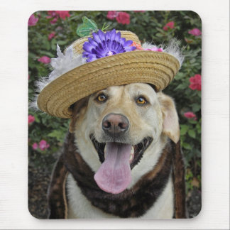 Miss Pickles Mouse Pad