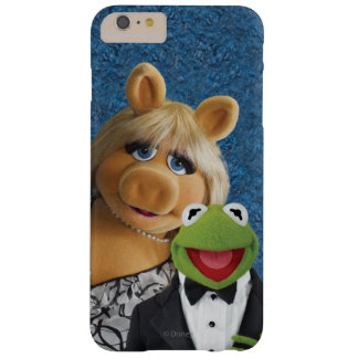 Miss Piggy and Kermit Barely There iPhone 6 Plus Case