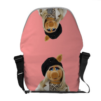 Miss Piggy Courier Bags