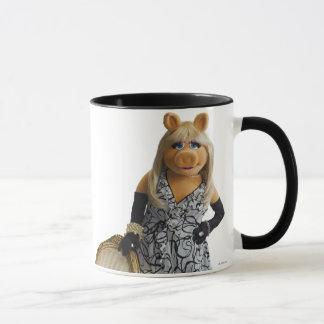 Miss Piggy Leaning on a chair Mug