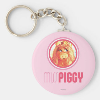Miss Piggy Model Keychain