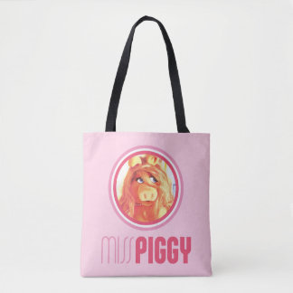 Miss Piggy Model Tote Bag