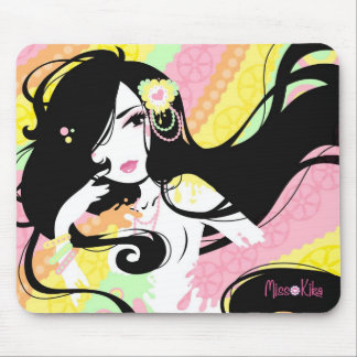 Miss Sherbet Mouse Pad