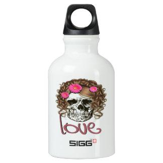 Miss Skull Water Bottle