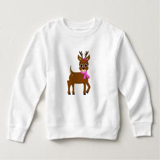 Miss Sparkle Toddler Fleece Sweatshirt