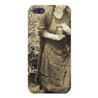 Miss Sweet Says Smile iPhone Case Case For The iPhone 5
