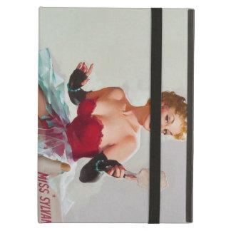 Miss Sylvania Pin-Up Girl Cover For iPad Air