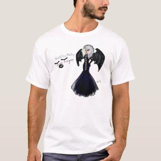 """Miss Terra Trayne:  Virtual Drag Queen """"Autograph"""" T-Shirt"""