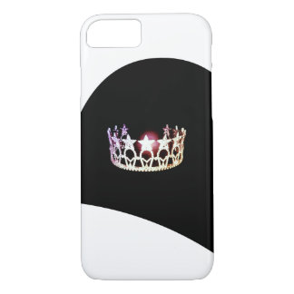 Miss USA Barely There  Silver Crown Phone Cases