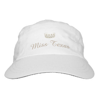 Miss USA Champagne Crown Baseball Cap