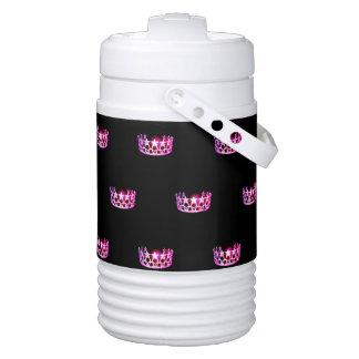 Miss USA Hot Pink Crown Igloo Cooler