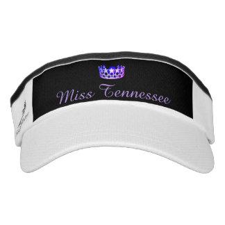 Miss USA Purple Crown Visor  Hat