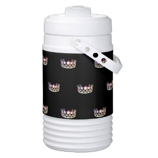 Miss USA Silver Crown Igloo Cooler