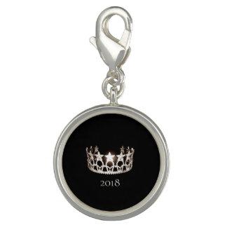 Miss USA Silver Crown SP Charm-Custom Name Charm