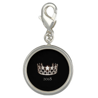 Miss USA Silver Crown SP Charm-Custom Name Charms