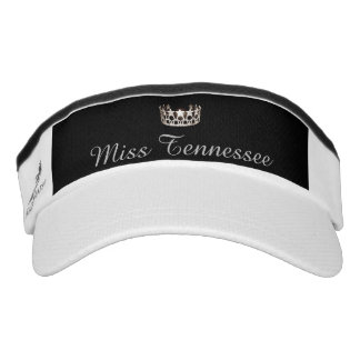 Miss USA Silver Crown Visor  Hat