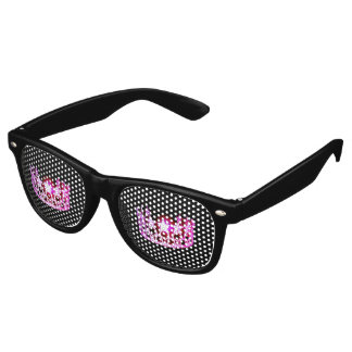 Miss USA Women Tiara Eyepster Party Shades