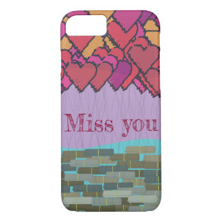 Miss you Case-Mate iPhone case