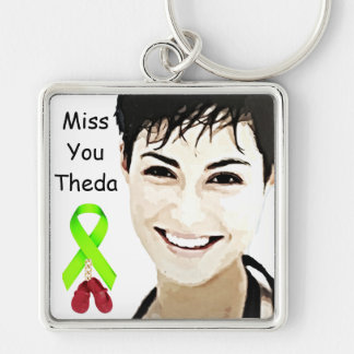 Miss you Theda Key Chain