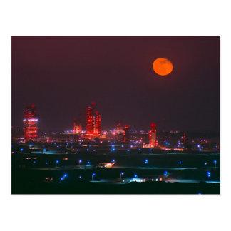 Missile Row Postcard