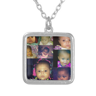 Missing Leonna Wright Silver Plated Necklace