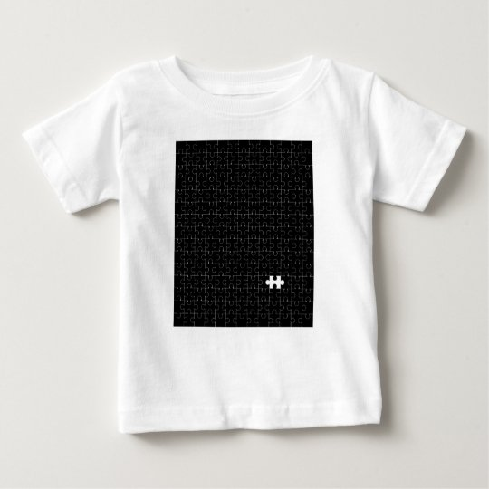Missing Piece Baby T-Shirt