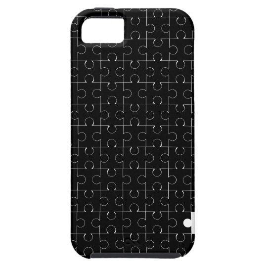 Missing Piece Case For The iPhone 5