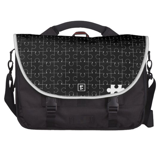 Missing Piece Commuter Bag