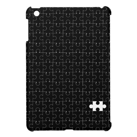 Missing Piece iPad Mini Covers
