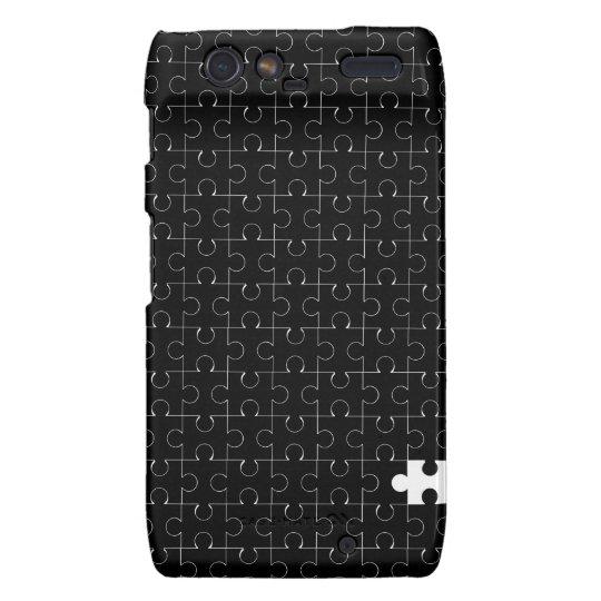 Missing Piece Motorola Droid RAZR Covers