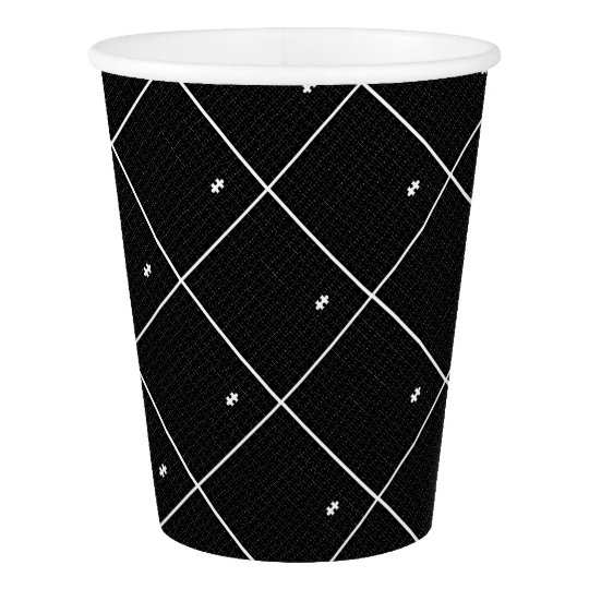 Missing Piece Paper Cup