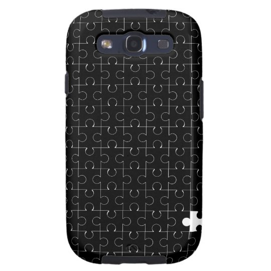 Missing Piece Samsung Galaxy S3 Cover