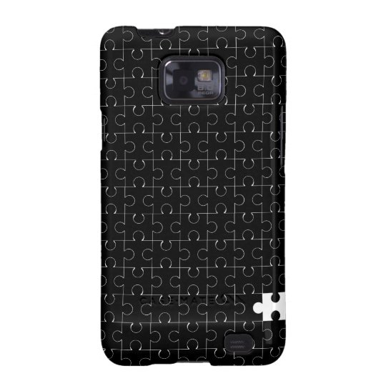 Missing Piece Samsung Galaxy SII Cover