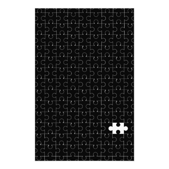 Missing Piece Stationery