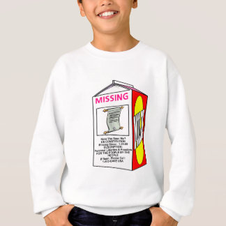 Missing:  US CONSTITUTION Sweatshirt