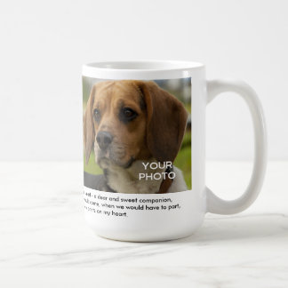 Missing You (Pet) Pet Memorial Mug