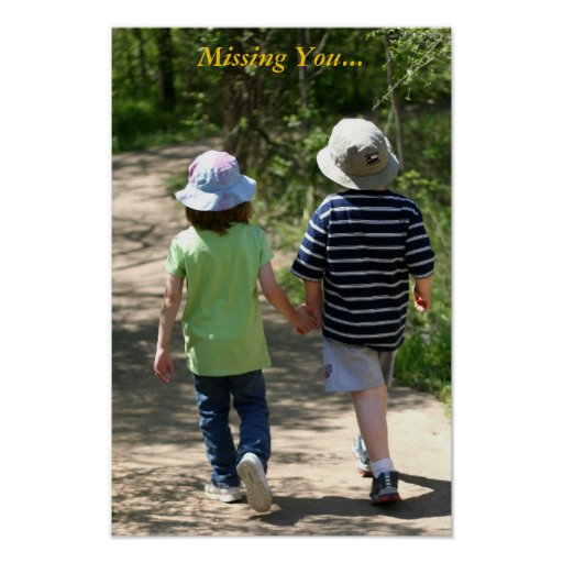 Missing You Print