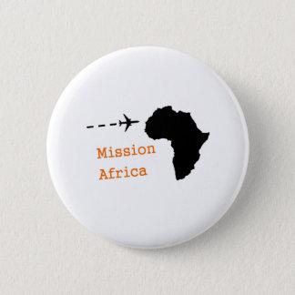Mission Africa 2 Inch Round Button