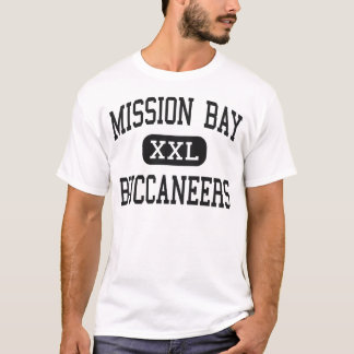 Mission Bay - Buccaneers - Senior - San Diego T-Shirt
