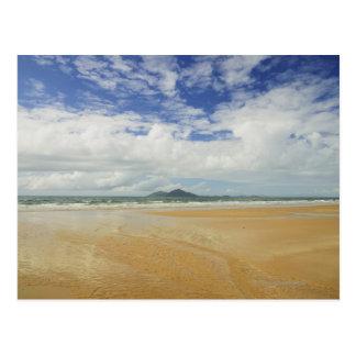 Mission Beach and Dunk Island Postcard