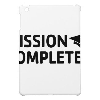 Mission Completed iPad Mini Case