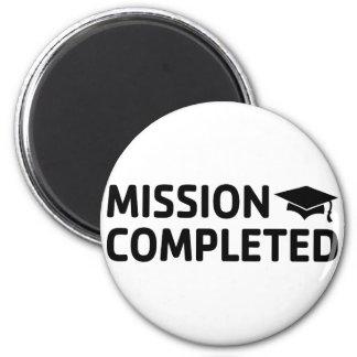 Mission Completed Magnet