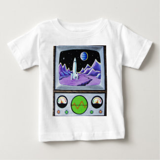 MISSION CONTROL BABY T-Shirt