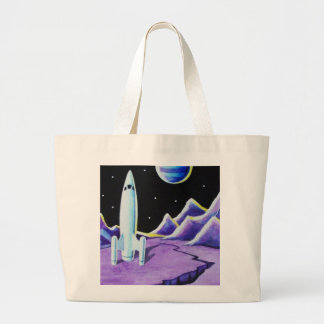 MISSION CONTROL LARGE TOTE BAG