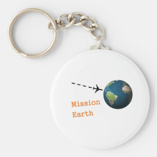 mission earth keychain
