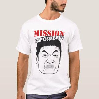 Mission Impossibru! T-Shirt
