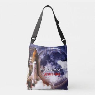 Mission Jesus One Crossbody Bag