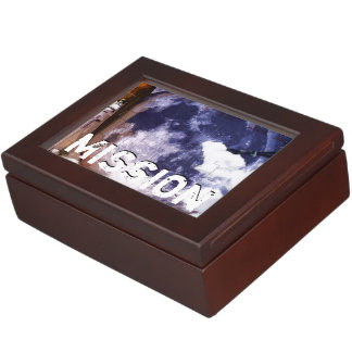 Mission Jesus One Keepsake Box