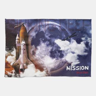Mission Jesus One Kitchen Towel