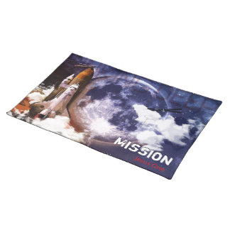 Mission Jesus One Placemat